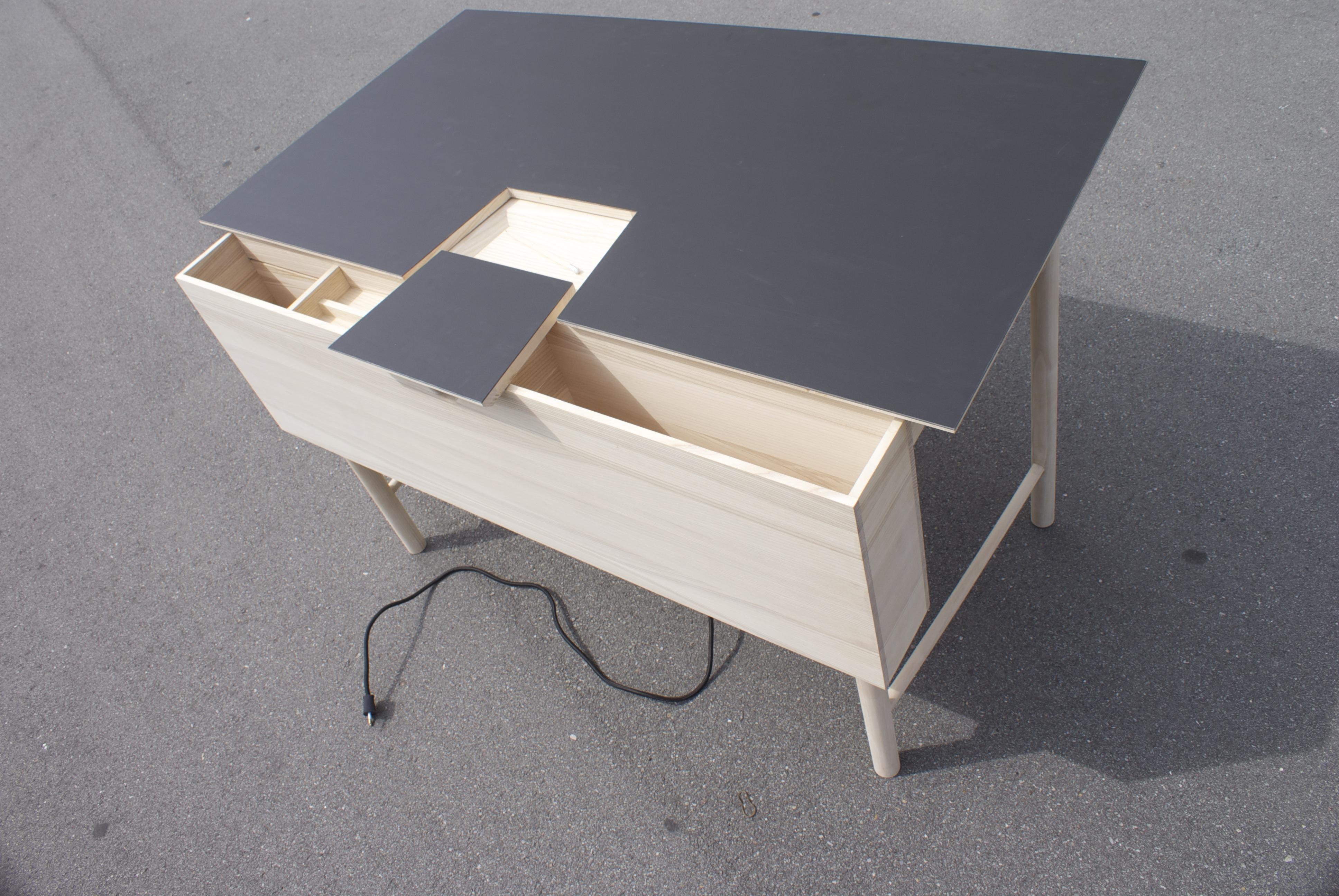 skrivebord til stationær computer